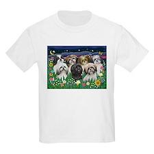 7 Shih Tzu Cuties T-Shirt