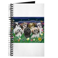 7 Shih Tzu Cuties Journal