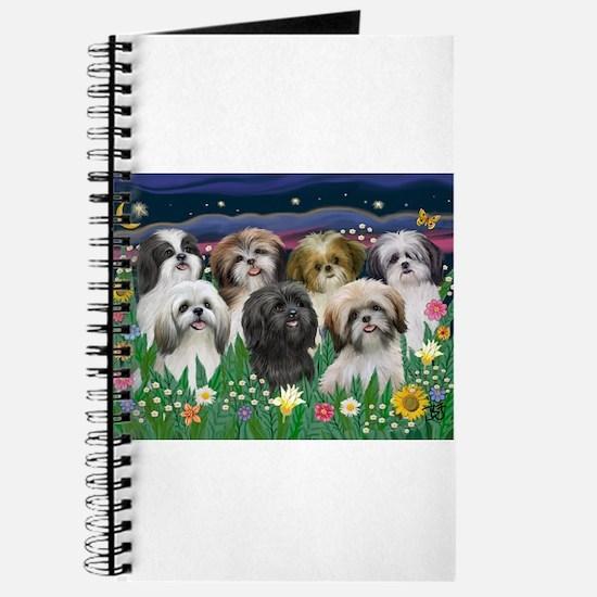 7 Shih Tzu Cuties Journal