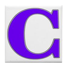 New Orleans Street Name Tile C Coaster