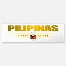 """Pilipinas"" Bumper Bumper Sticker"