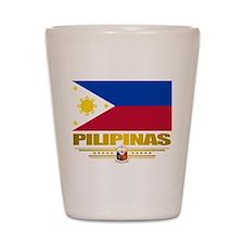 """Pilipinas"" Shot Glass"