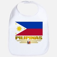 """Pilipinas"" Bib"