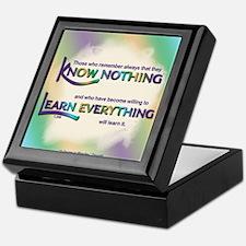 ACIM Weekly Thought Keepsake Box