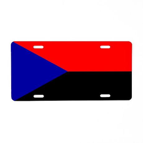 Gregorio del Pilar Aluminum License Plate