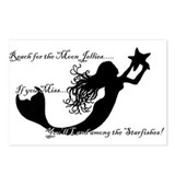 Of mermaids Postcards