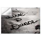 Hip hop dance Wall Decals
