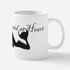 Mermaid at Heart (white) Mug