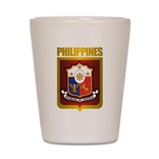 """Philippine Gold"" Shot Glass"