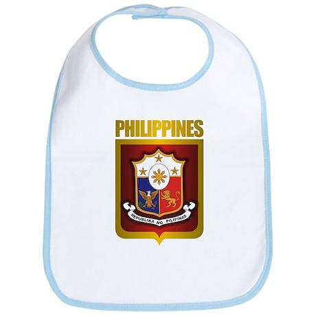 """""""Philippine Gold"""" Bib"""
