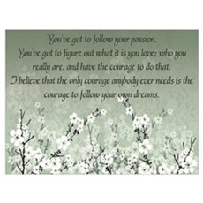 Passion Wall Art Poster