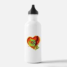 Katniss Hunger Games Water Bottle