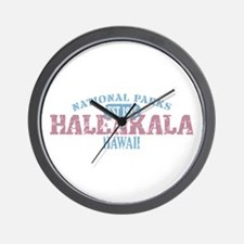 Haleakala National Park HI Wall Clock