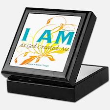 ACIM Keepsake Box- I am as God created me