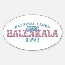 Haleakala National Park HI Decal