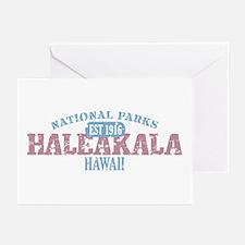 Haleakala National Park HI Greeting Cards (Pk of 2
