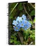 Forget me not Journals & Spiral Notebooks