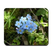 Forget-Me-Not #01 Mousepad