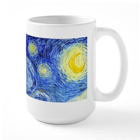 Van Gogh - Starry Night Large Mug
