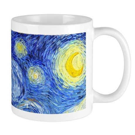 Van Gogh - Starry Night Mug