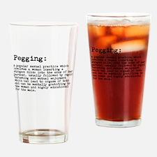 Cute Xxx Drinking Glass