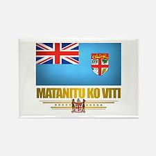 """Fiji Pride"" Rectangle Magnet"