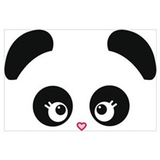 Love Panda® Wall Art Framed Print