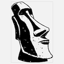 Easter Island Head Wall Art
