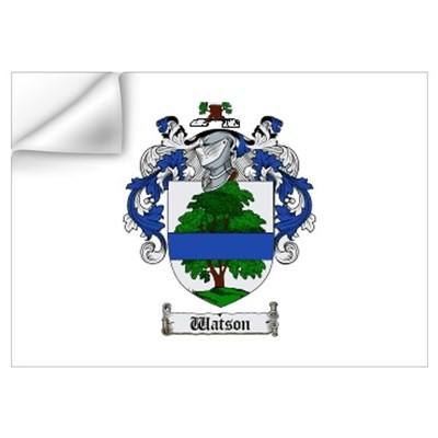 Clan Watson (Scottland) Wall Art Wall Decal
