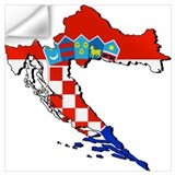 Croatian Wall Decals
