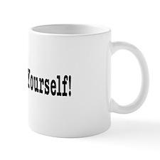 Go BLOG Yourself! Mug