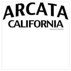 Arcata Wall Art Poster