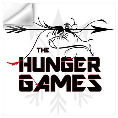 Hunger Games Gear Wall Art Wall Decal