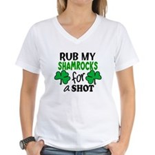 Rub My Shamrocks For A Shot Shirt