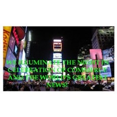Times Square Wall Art Canvas Art