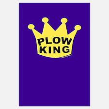 Plow King Wall Art