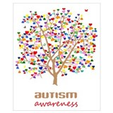 Autism awareness Framed Prints