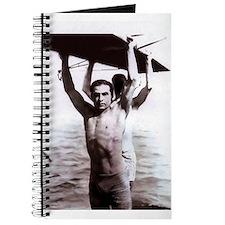 Rudolph Valentino Swimsuit Pi Journal