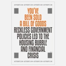 Reckless Government Policies Wall Art