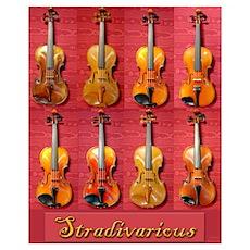 """""""Stradi-Various"""" Wall Art Poster"""