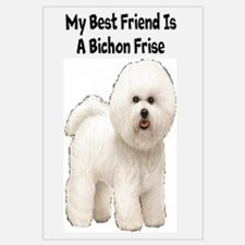 Bichon Frise Wall Art