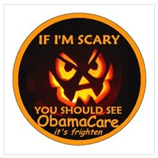 ObamaCare Wall Art Poster
