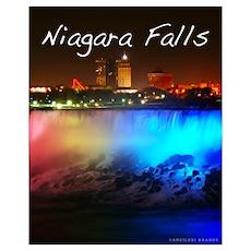 Niagara Falls Wall Art Poster