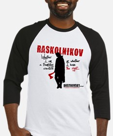 Raskolnokov 'The Right' Baseball Jersey