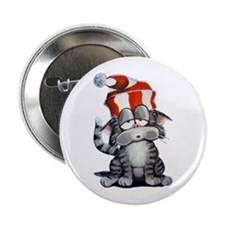 """Cool Cat Froyd 2.25"""" Button"""