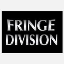 Cool Metallic Fringe Division Wall Art