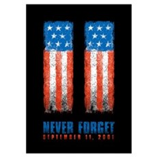 911 10th Wall Art Poster