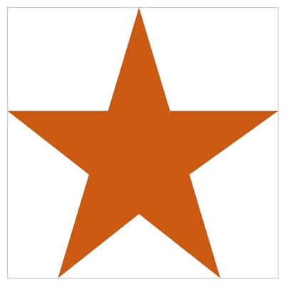 how to cut a five pointed star