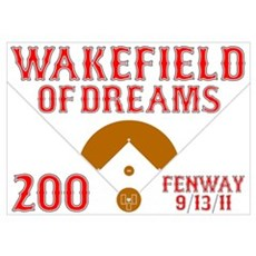 Wakefield Of Dreams # 200 Wall Art Poster