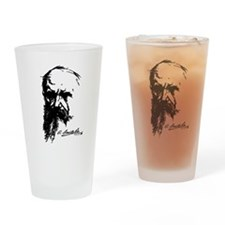 Dostoevsky Stuff Drinking Glass
